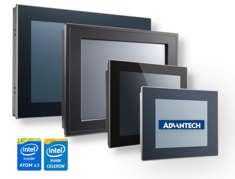 Panel PC client léger Advantech