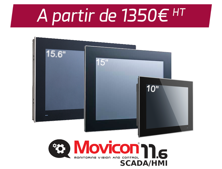 Offre Panel PC + Movion HMI