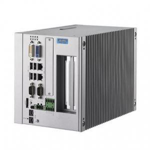 PC industriel fanless à processeur C2D L7500, 4GB DDR2, 2xPCI, Dual Display