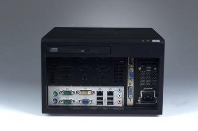 ARK-6610-18ZBE Châssis compact pour carte mère Mini ITX 180PSU