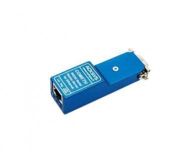 Passerelle série compacte mono-voie RS232 vers Ethernet TCP/IP
