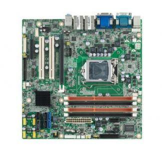 AIMB-582QG2-00A1E Carte mère industrielle Core2Duo LGA775 mATX avec DP et DVI-D