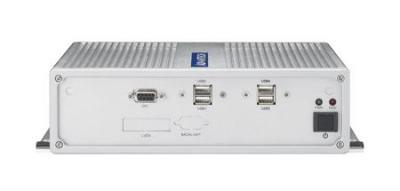 ARK-3360L-N4A1E PC industriel fanless, Atom N450, VGA+2GLAN+4COM+6USB+DIO+mPCIe