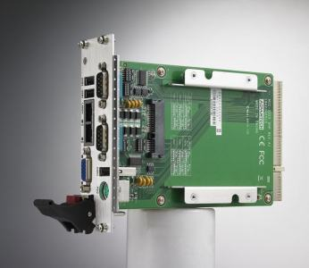 Cartes pour PC industriel CompactPCI, 3U CPCI Extension Board for MIC-3325 RoHS