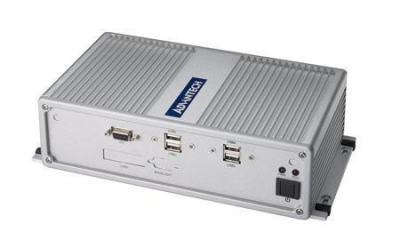 ARK-3360LZ-N4A1E PC industriel fanless, ARK-3360L-N4A1E, Atom N450, Température étendue, -40~70C