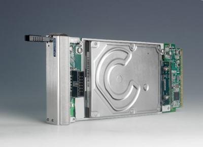 Cartes pour PC industriel CompactPCI, MIC-5401 SAS/SATA AMC with mid-size front panel
