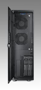 Châssis serveur industriel, HPC-7320 Compact 3U Châssis serveur industriel for ATX/E-ATX MB