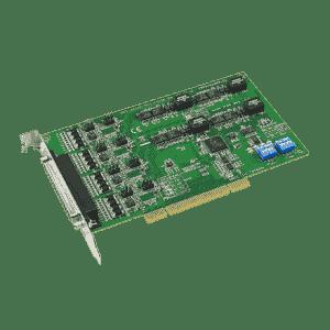 Carte PCI de communication série, 4-ports RS-232/422/485 isolés