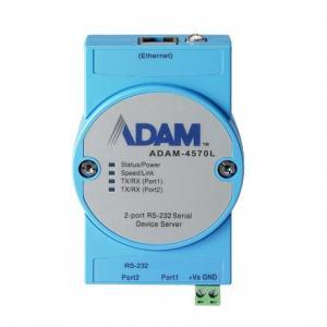 ADAM-4570L-DE Passerelle série ADAM, 2-port RS-232 Serial Device Server