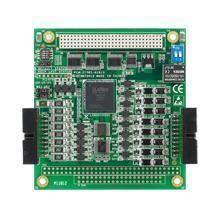 Carte industrielle PC104, PCI-104 32-ch Isolated Digital I/O Card