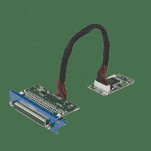 Module iDoor de communication et d'acquisition de données, OXPCIe-954 UART, Non-Isoted RS-422/485, DB37 x 1