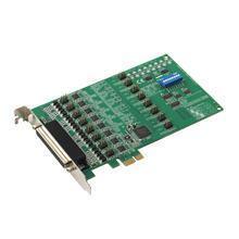 Carte PCIexpress de communication série, 8-ports RS-232/422/485 isolés 3000V