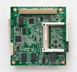 Carte industrielle PC104, PCI-104 SBC D525 1.8G,LVDS,GbE, 1GB DDR3 onboard