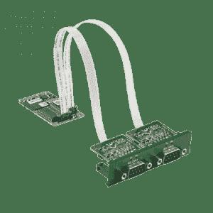 Module iDoor de communication et d'acquisition de données, SJA1000 CANBus, CANOpen, DB9 x 2