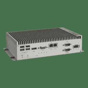 PC industriel fanless à processeur i7-4650U, 8G RAM avec 4xEthernet,4xCOM,2xmPCIe