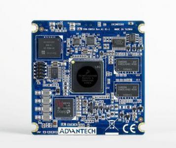 Module processeur (computer on module), Evaluation kit for ROM-1210 FSL i.MX53 w/Linux.