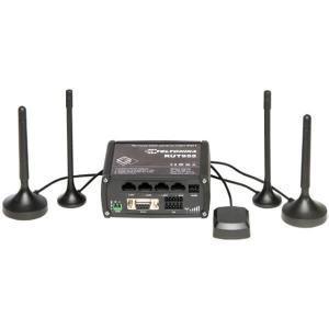 Routeur industriel 4G/3G/2G WiFi&GPS 3xEthernet 1xWAN Entrées/Sorties -40°C +75°