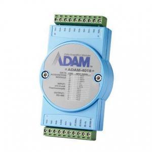Module ADAM sur port série RS485, 8-Ch Thermocouple Input Module w/ Modbus