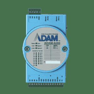 Module ADAM 15 channels Digital I/O isolé Modbus TCP
