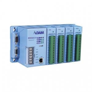ADAM-5510KW/TCP-AE Automate ADAM avec SoftLogic, 4-slot Ethernet-enabled SoftLogic Controller