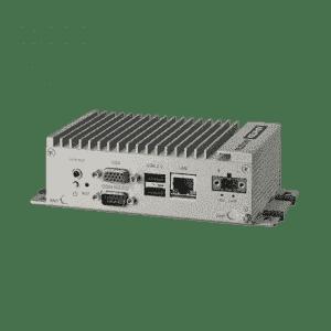 PC industriel fanless à processeur J1900 2.0GHz, 2G RAM avec 1xEthernet,1xCOM,2xmPCIe