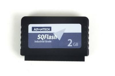 SSD industriel - SOLID STATE DISK, SQFlash PATA PDM 2G SLC 40pin HOR Top (0~70C)
