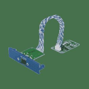 Module iDoor de communication et d'acquisition de données, Intel 82574L, GbE, IEEE 1588 PTP, RJ45 x 1