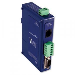 Passerelle série, MODBUS, 1 ETH to 1 RS-232/422/485, DC PWR, DR