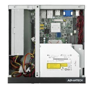 AIMB-B2000-15ZE Châssis industriel économique pour carte mère Mini ITX, AIMB-B2000 Mini-ITX MB Châssis industriel économique pour carte mère Mini ITX w/ 150W PSU