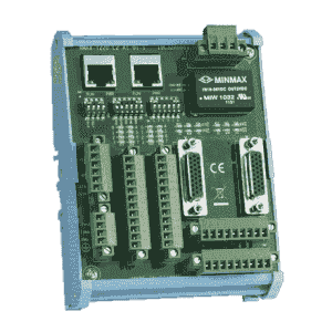 Solution contrôle d'axes, Open Frame 2-Axis Motion Module