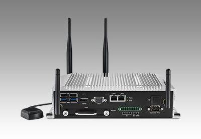 ARK-2121V-S9A1E PC industriel fanless, Intel Atom E3845 QC 1.91 GHz  w/4 POE
