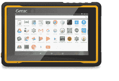 """Tablette GETAC durcie 7"""" Android ZX70"""