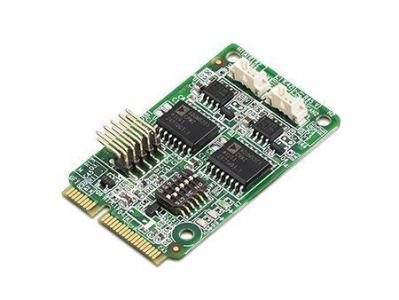 Module d'extension, SQC CANBus Full-size, 2-Ch, USB I/F