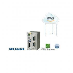 PC Fanless Compatible AWS IoT GreenGrass 3000 tags