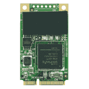 Module iDoor d'extension mémoire, MR4A16B MRAM, 2MByte