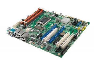 ASMB-781G2-00A1E Carte mère industrielle pour serveur, LGA1155 ATX SMB w/6 SATA/2 PCIe x16/2 GbE