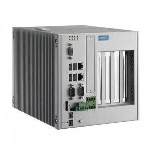 PC industriel fanless à processeur Atom D510, 2GB DDR2, 4xPCI, IEEE 1394