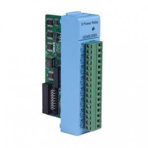 ADAM-5069-AE Carte d'acquisition pour ADAM série 5000, 6 sortie relais de puissance avec LED