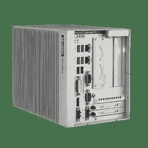 PC industriel fanless à processeur i7-6822EQ, 2.0GHz, 8GB RAM, 1xPCIex16, 1xPCI