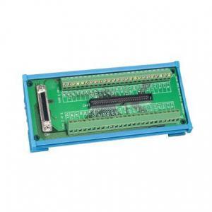Bornier ADAM pour carte d'acquisition de données, PCI-1240 Wiring Terminal, DIN-rail Mount