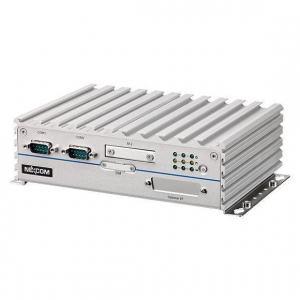 PC Fanless Atom Dual Core DVI/DP et 2 x LAN