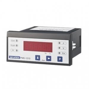 Appareil de mesure d'énergie électrique, SinglePhase LED PanelMount mult-func power meter