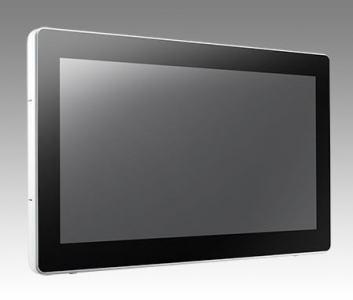"Panel PC multi usages, 15.6"" P-Cap touch,Celeron J1900,4G RAM,White,IT"