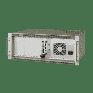 Châssis pour cartes CompactPCI, 4U, 7 slots, w/ 300W