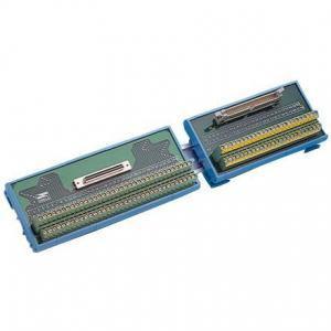 Bornier à vis pour câble d'acquisition de données SCSI 68 points