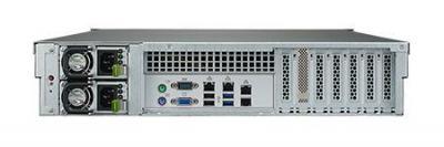 Serveur industriel de stockage, WSS 2012-R2 2U 12-bay Storage Server