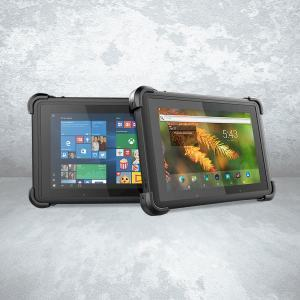 "Tablette android durcie 10"" tout terrain"