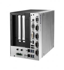AMO-R019E Adaptateur, PCIEx1*2 Riser card for ARK-3405