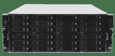 Serveur industriel de stockage, 4U 24-bay Storage Server, support Intel Xeon E3