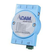 Switch Rail DIN industriel ADAM 5 ports 10/100 Mbps -40 ~ 85°C
